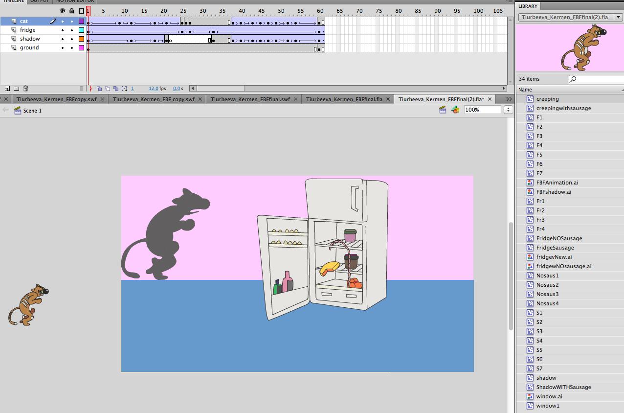 Kirart Frame By Frame Animation