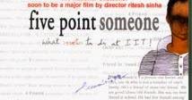 5 point someone Read 5 point someone by chetan bhagat with rakuten kobo आज की गलाकाट प्रतिस्पर्द्धा के दौर में कैसे अपनी क्षमता, इच्छाशक्ति और कुछ हासिल करने की शिद्दत से युवा सफल हो.