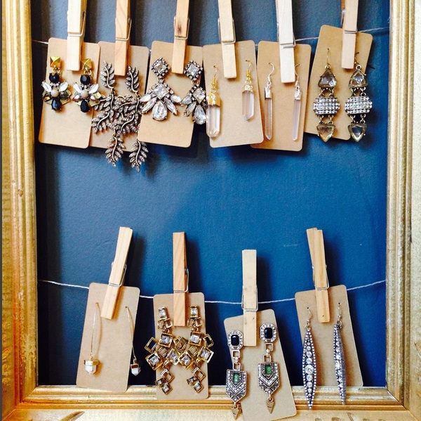 Armed jewellery at Fitzroy Boutique, 98 Ossington Ave Toronto