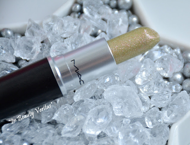 mac liquid lurex swatches, mac lipstick swatches, mac it's strike, mac dazzle lipstick