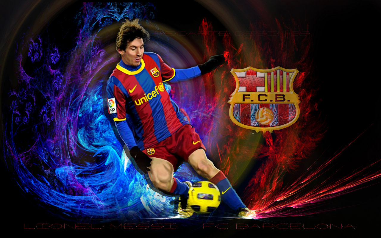 Nonarian: Lionel Messi HD wallpapers