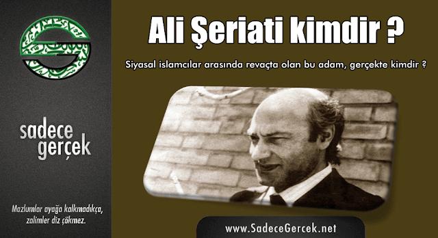 Ali Şeriati kimdir?