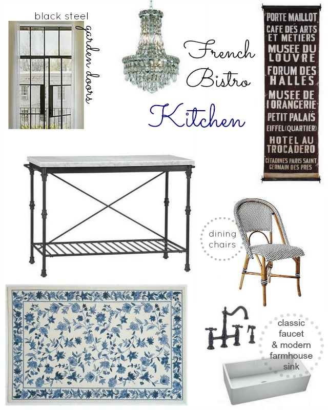 French Cafe Kitchen Decor Ideas: Prairie Perch: January 2013