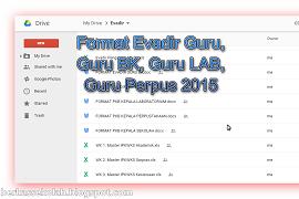 Format Evadir Guru BK, Kepala Lab, Kepala Perpustakaan 2015