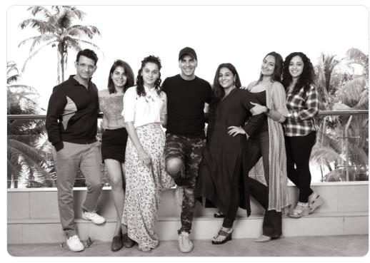 Entertainment News - अक्षय कुमार ने नयी मूवी #MissionMangal का ऐलान कर दिया है