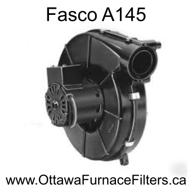 Furnace Filters Toronto: A145 Fasco Draft Inducer Blower ...