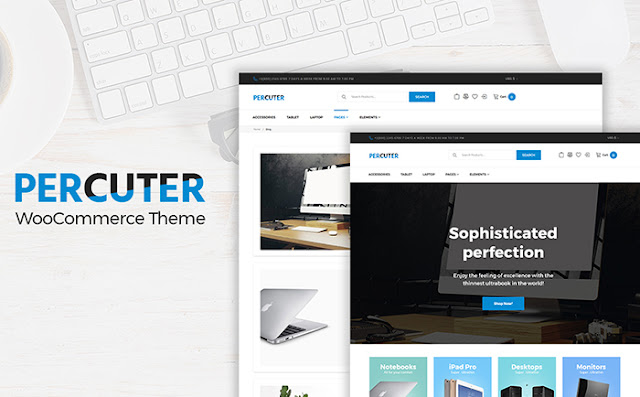 Percuter WooCommerce Theme