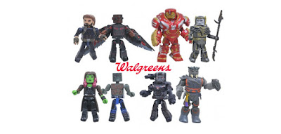 Avengers: Infinity War Marvel Movie Minimates Series 2 by Diamond Select Toys