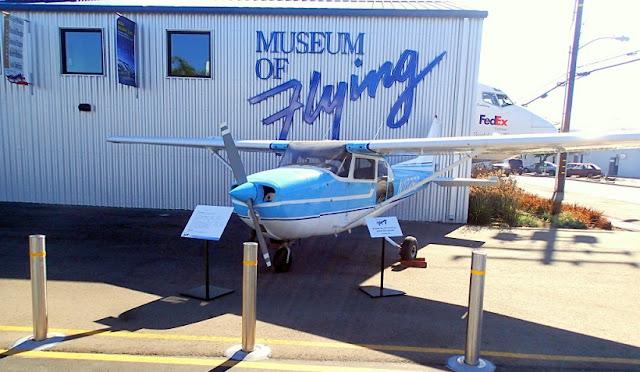 Museum of Flying em Santa Mônica