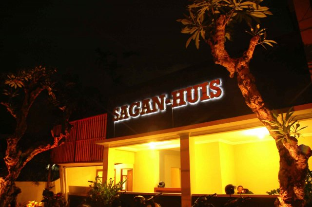 Hotel Sagan Huis Yogyakarta