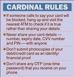 OTP online banking Fraud