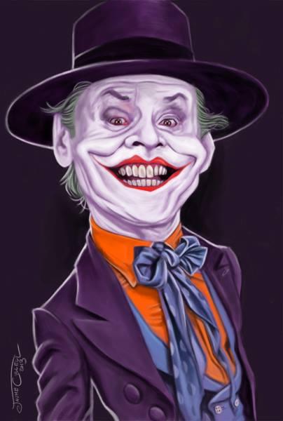The Joker por Jaume Cullel
