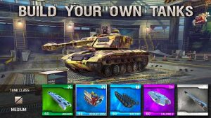 Infinite Tanks APK Android MOD Download