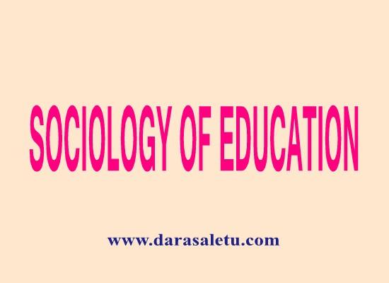Sociology understanding society