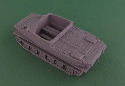 Soviet BTR-50 Amphibious Armoured Personnel Carrier picture 2