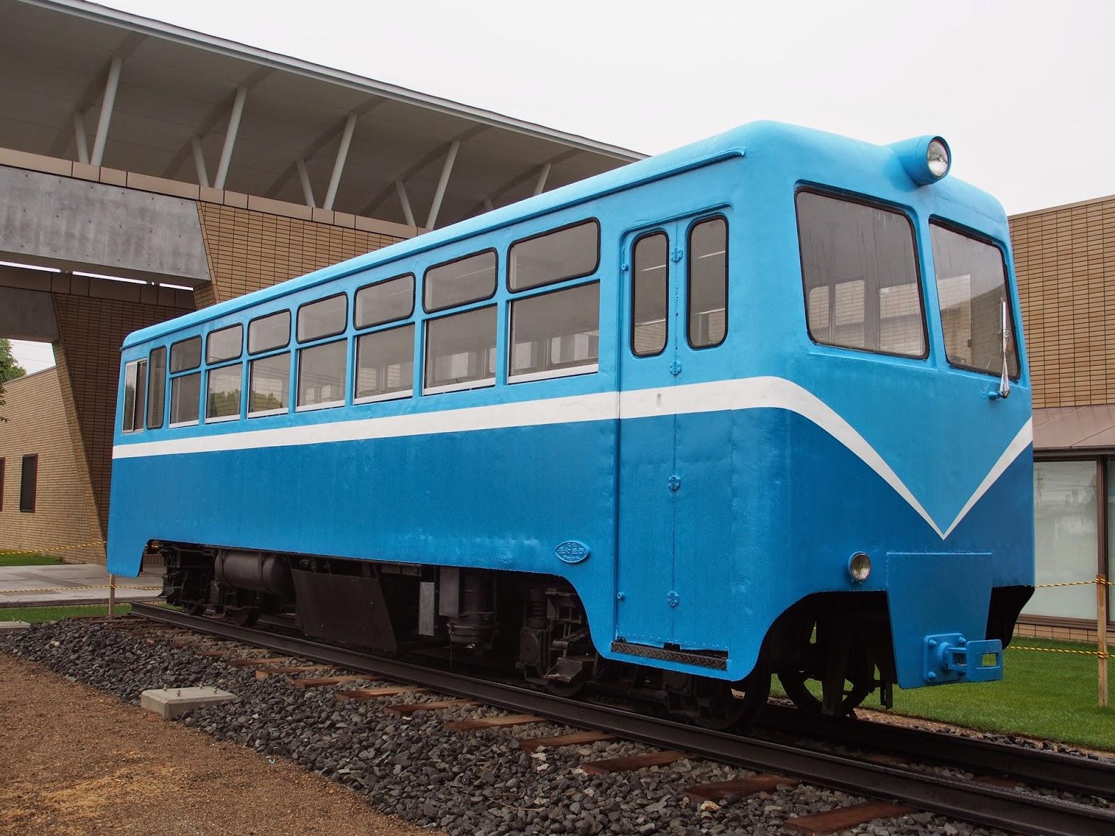 鶴居村 泰和車輌製 自走客車 気動車