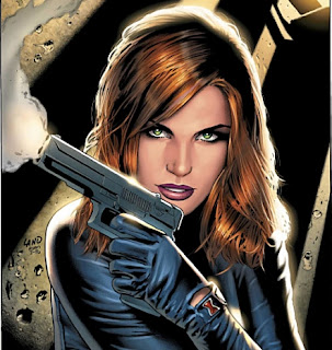 Profil Lengkap Black Widow  (Natasha Romanoff)