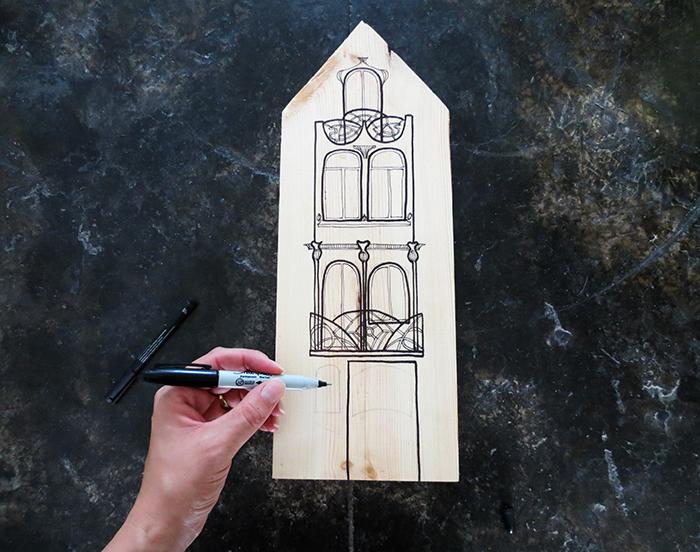 How to make a pretty mosquito trap - Ohoh deco