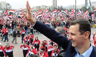 334 Warga Sipil Tewas di Suriah Sepanjang Maret