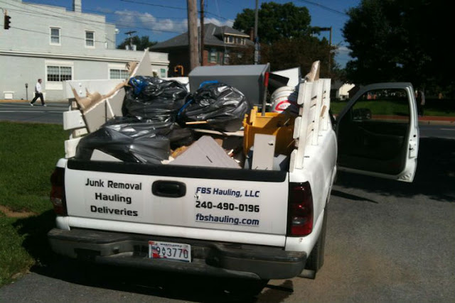 companies that haul away junk