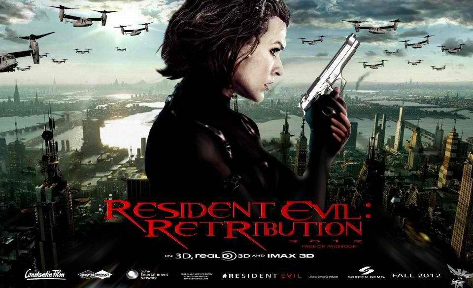 Maple Syrup Gamer Resident Evil Retribution Review
