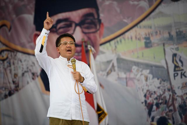 Presiden PKS: Demokrat Jangan Sorong-sorongkan AHY Cawapres