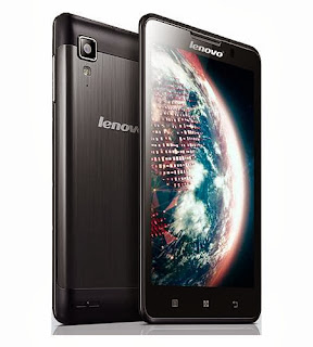 Spesifikasi dan Harga Lenovo P780 - Smartphone dengan baterai tahan lama