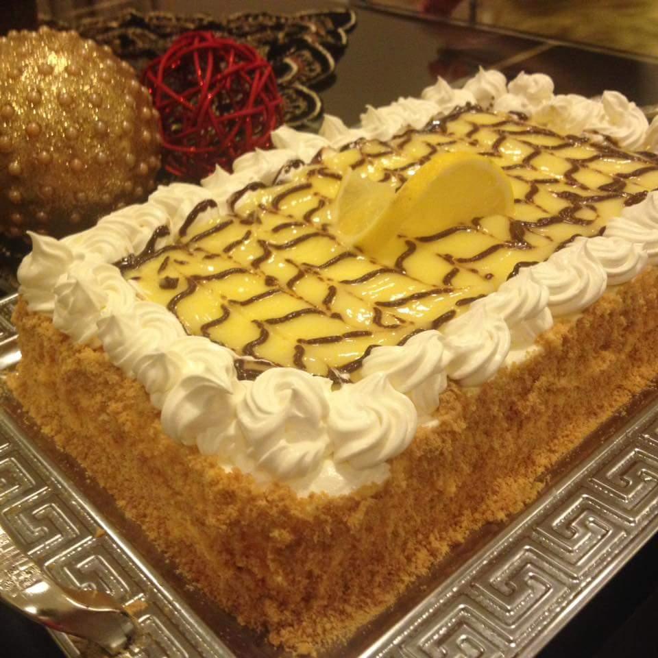 حلوى تارت الليمون بطريقة جديدة