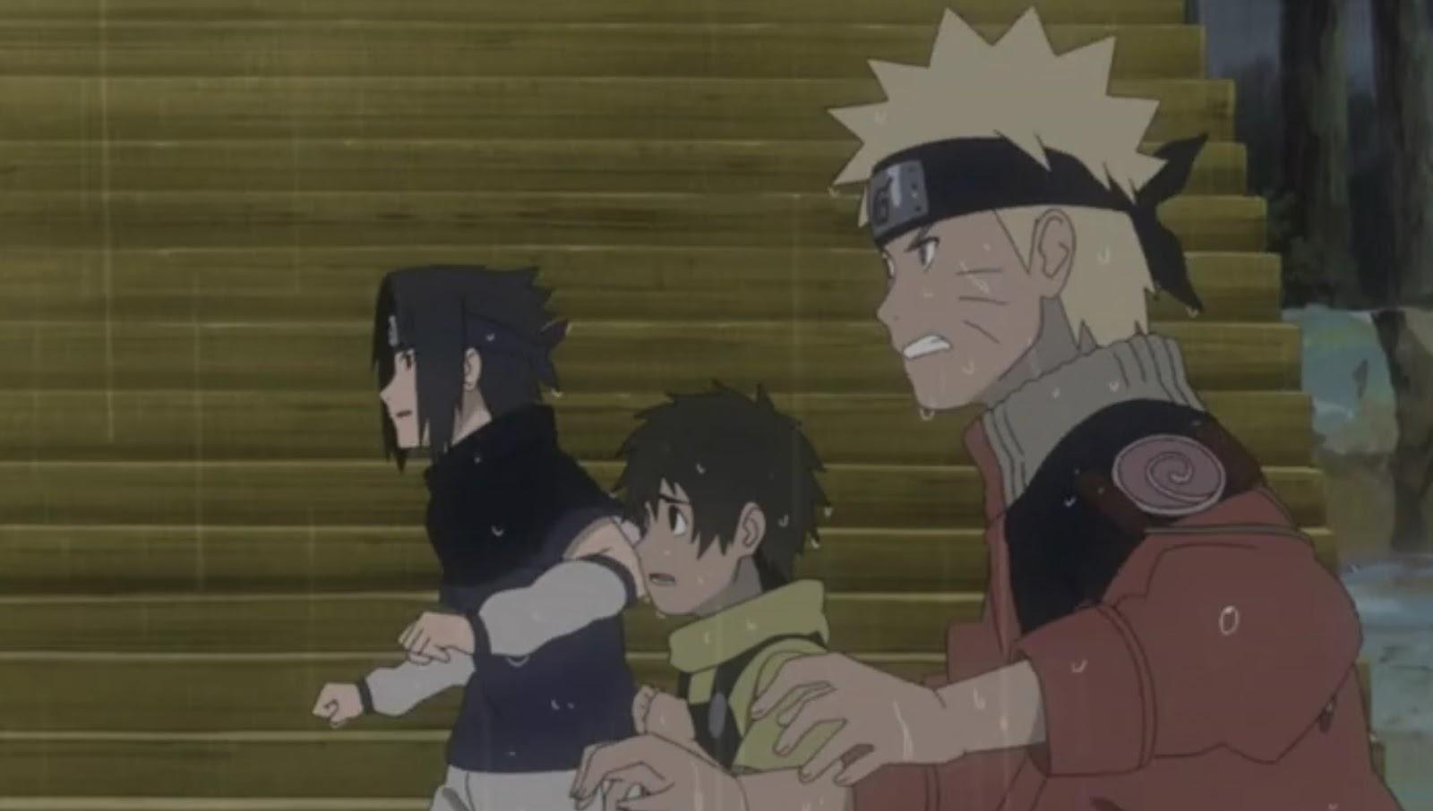 Naruto Shippuden: Episódio 180 – (Semi-Filler) A Coragem de Inari é Posta à Prova