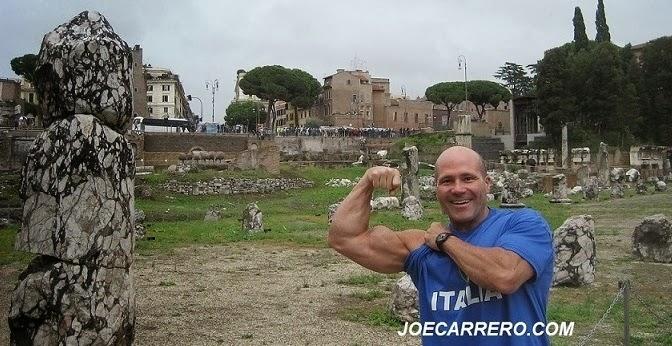 JOE CARRERO MUSCLE BLOG