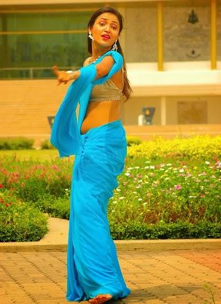 Sarayu Blue