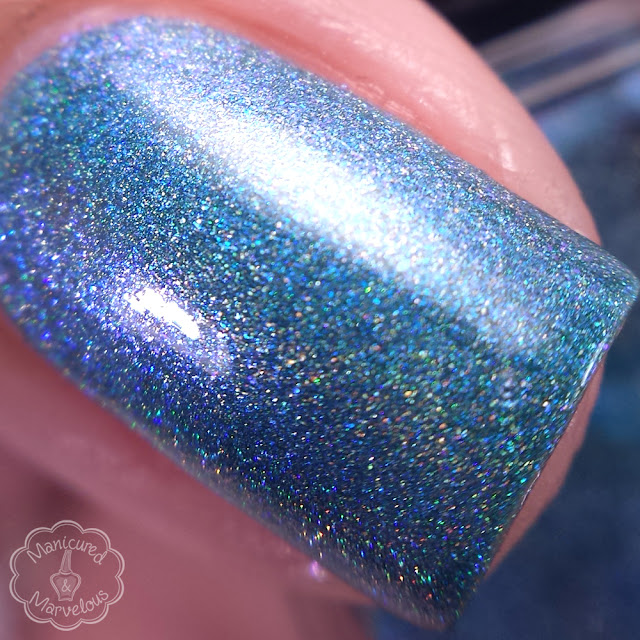 Nail Hoot Lacquer - Genesis Holo'd