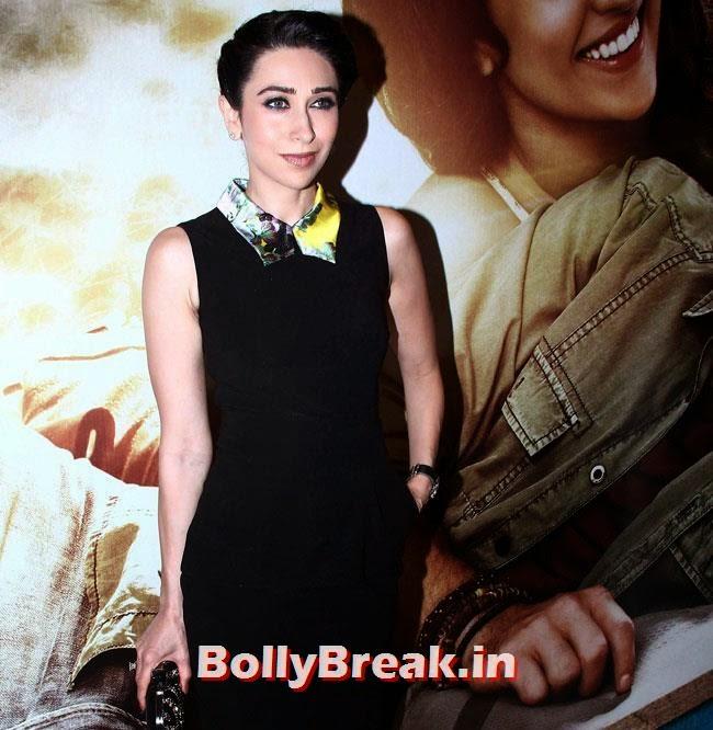 Karisma Kapoor, Kareena, Karishma, Deeksha at Lekar Hum Deewana Dil Music Launch
