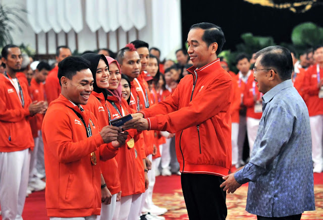 Bonus Asian Games 2018 Tak Seusai Janji, Atlet: Jangan Pencitraan!