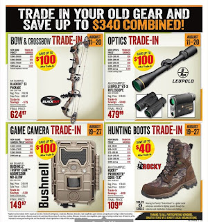 Bass Pro Shops Flyer Canada valid August 11 - 27, 2017