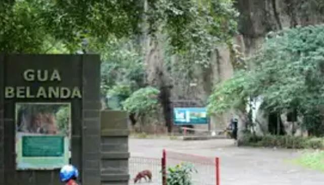Goa Belanda Taman Hutan Raya Juanda