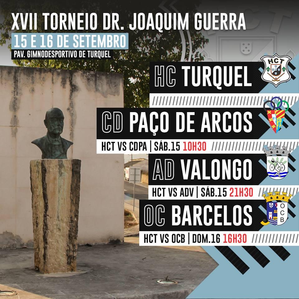 CDPA vence XVII Torneio Dr.Joaquim Guerra