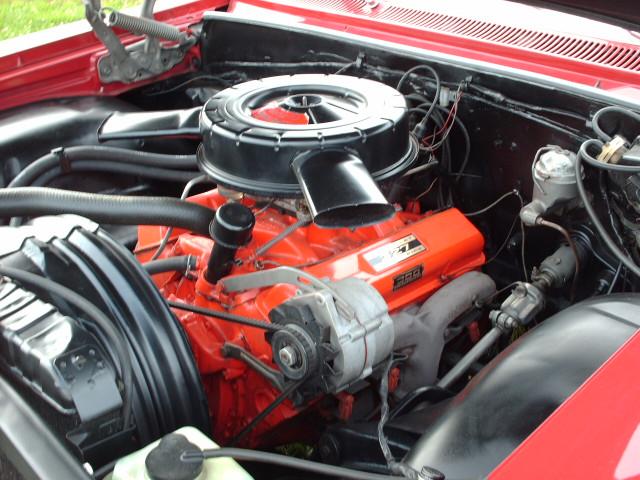 1981 302 Chevy Motor