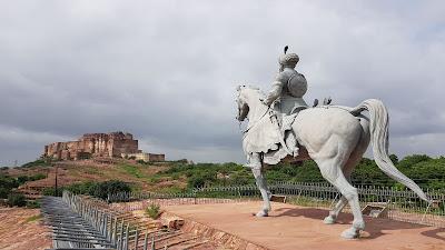 Statue of Rao Jodha
