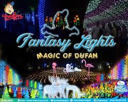 Fantasy Light Magic of Dufan