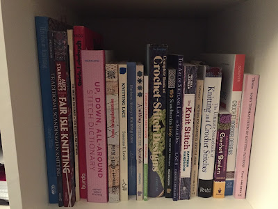 Knitting Like Crazy: All the Stitch Dictionaries!