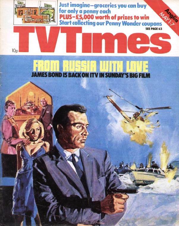 James Bond Tv