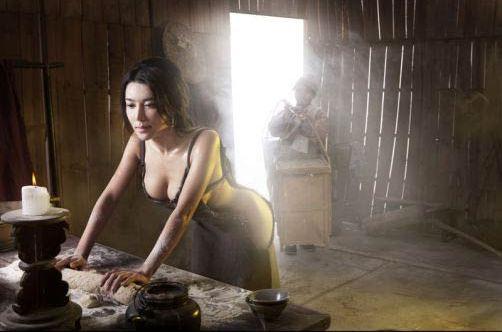 Gong Yuefei Candy (2013 新金瓶梅少女潘金蓮) 龚玥菲