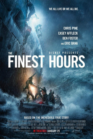 The Finest Hours [2016] [DVDR] [NTSC] [Latino]