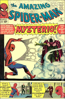 Amazing Spider-Man #13 - First Appearance of Mysterio