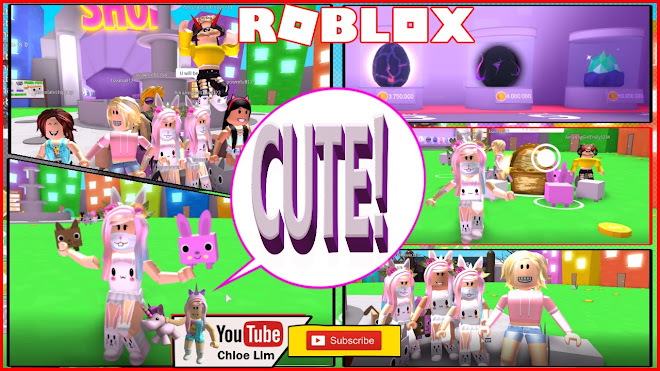 Roblox Pet Simulator Gameplay! FANS AND FRIENDS! Adopting Pets to collect coins and treasures! LOUD WARNING!