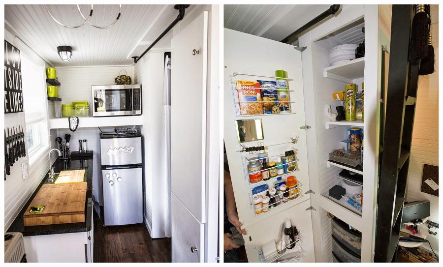 Brilliant Small Efficient Kitchens Zitzat Com Largest Home Design Picture Inspirations Pitcheantrous
