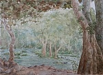 http://bijupainting.blogspot.in/2016/11/the-stream-impressionist-landscape.html