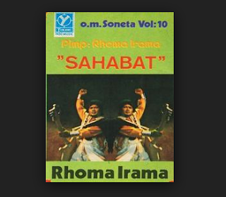 Download Lagu Rhoma Irama Album Sahabat Mp3 Vol 10 Full Rar