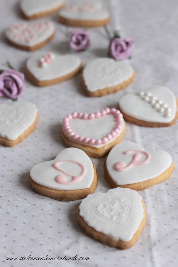 Top Dolcemente Inventando : Biscotti matrimonio e auguri a  LC02